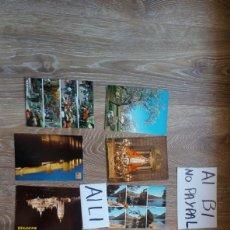 Postales: LOTE 10 POSTALES CIRCULADA ESPAÑA ÁVILA BARCELONA MALLORCA..... Lote 166377749
