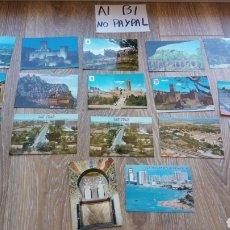 Postales: LOTE 17 POSTALES ESPAÑA SIN CIRCULAR SAN JUAN PIRINEOS CÓRDOBA..... Lote 166380209