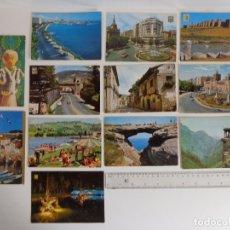 Postales: LOTE 12 POSTALES ANTIGÜAS DE ESPAÑA. Lote 169797104