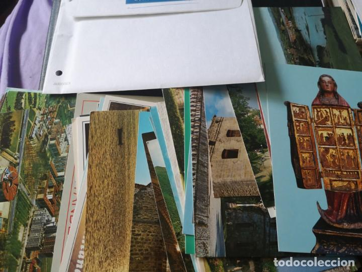 POSTALES 527 DIFERENTES COMUNIDADES AÑOS 70 EN ADELANTE (Postales - España - Sin Clasificar Moderna (desde 1.940))