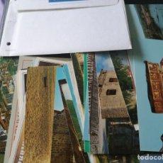 Postales: POSTALES 527 DIFERENTES COMUNIDADES AÑOS 70 EN ADELANTE . Lote 170014492