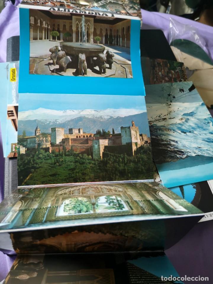 Postales: Postales 527 diferentes comunidades años 70 en adelante - Foto 24 - 170014492