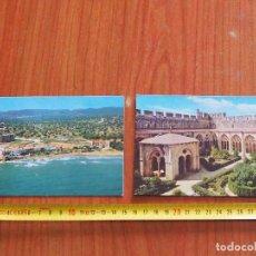 Postales: 2 POSTALES ORIGEN TARRAGONA Y COMARRUGA. Lote 171814917