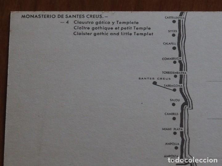 Postales: 2 POSTALES ORIGEN TARRAGONA Y COMARRUGA - Foto 4 - 171814917