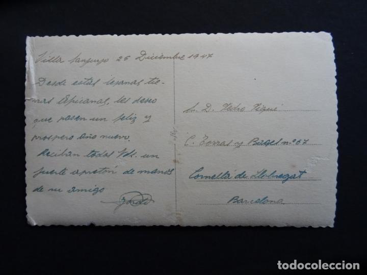 Postales: Postal de Villa Sanjurjo (Alhucemas) titulada ZOCO del año 1947 - Foto 2 - 172577462