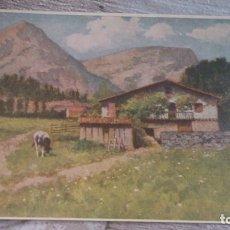 Postales: CARTA POSTAL A.COMAS, SÈRIE 9 N 5. Lote 172945938