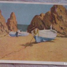 Postales: CARTA POSTAL A.COMAS, SÈRIE 3 N 8. Lote 172946444