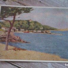 Postales: CARTA POSTAL A.COMAS, SÈRIE 7 N 8. Lote 172947002