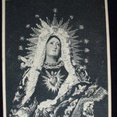Postales: POSTAL FOTOGRAFICA - MARIA SANTISIMA DE LA V.O.T. DE SIERVOS DE MARIA - MALAGA- SAN FELIPE NERI??. Lote 173664690