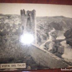 Postales: VISTA DEL TAJO. Lote 173883547