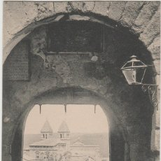 Postales: POSTALES POSTAL TOLEDO AÑOS 1900-10. Lote 174037350