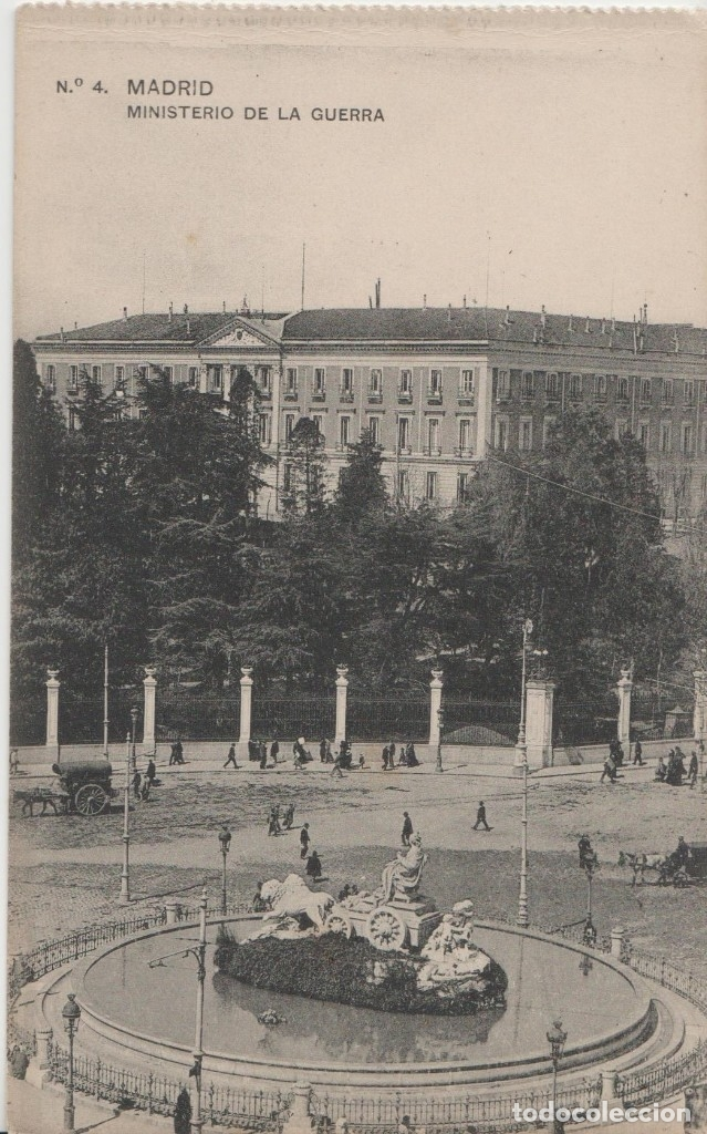 POSTALES POSTAL MADRID AÑOS 1900-10 (Postales - España - Sin Clasificar Moderna (desde 1.940))
