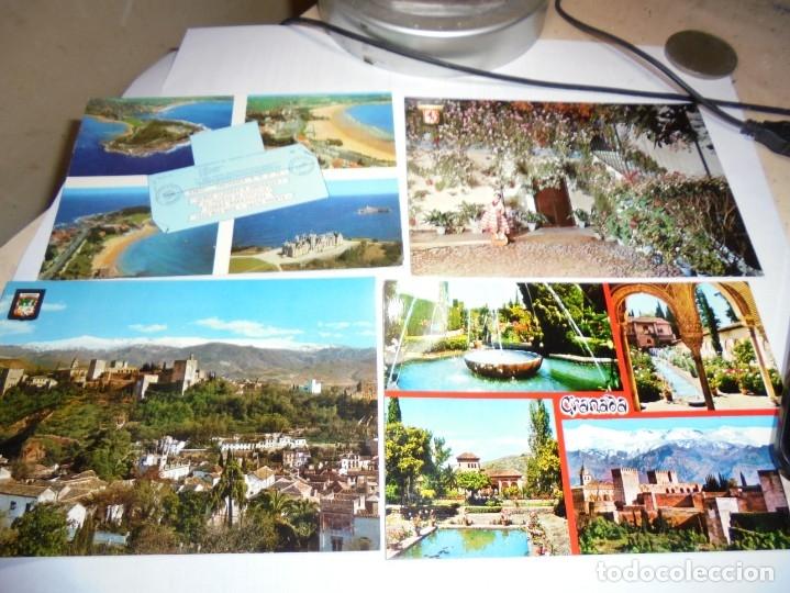 Postales: magnificas 280 postales antiguas diferentes partes de españa - Foto 36 - 174208812