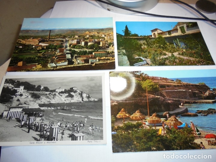 Postales: magnificas 280 postales antiguas diferentes partes de españa - Foto 54 - 174208812