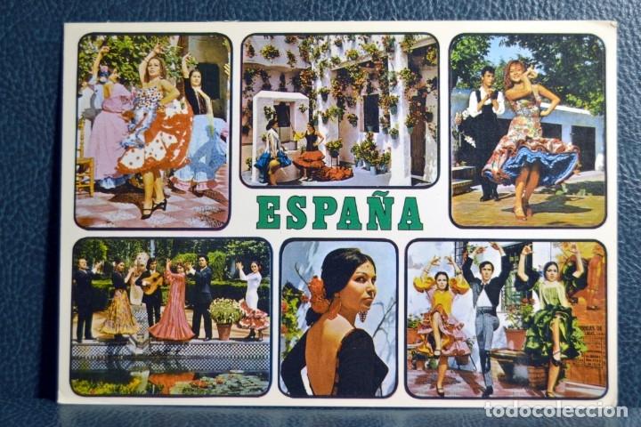 ESPAÑA TIPICA - 2024 - SAVIR (Postales - España - Sin Clasificar Moderna (desde 1.940))