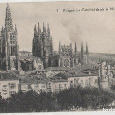 Postales: POSTALES POSTAL BURGOS AÑOS 1900-20. Lote 174381802