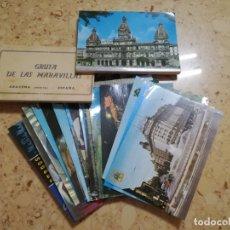 Postales: LOTE DE POSTALES ANTIGUAS. Lote 176017883