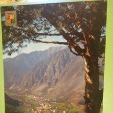 Postales: VALLS DE ANDORRA. Lote 176284353