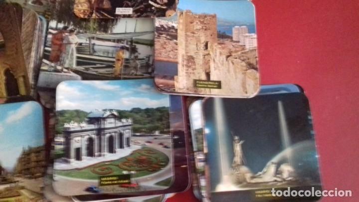Postales: Colección 260 Tarjetas postales tipo posavasos de imagenes de Provincias Españolas. tauromaquia, pin - Foto 7 - 176534457