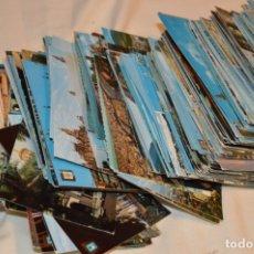 Postales: MEGA LOTE GIGANTE POSTALES - CASI 500 POSTALES VARIADAS - CIRCULADAS - ESPAÑA Y OTROS PAÍSES ¡MIRA!. Lote 176774888
