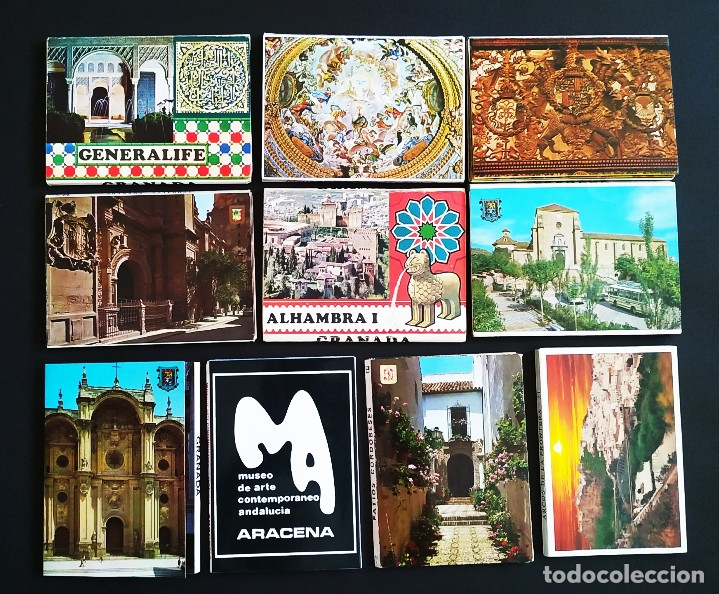 Postales: LOTE DE MÁS DE 500 POSTALES DE ESPAÑA - Foto 2 - 177279583