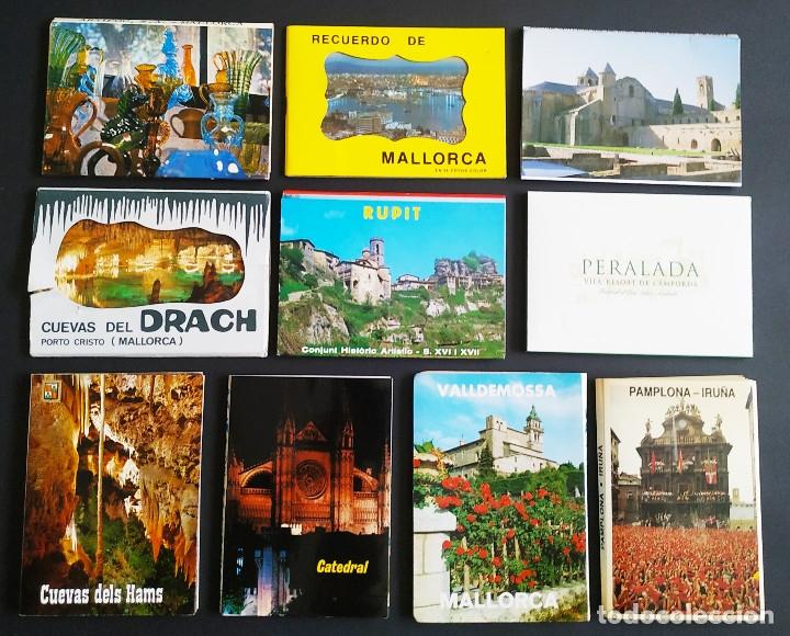 Postales: LOTE DE MÁS DE 500 POSTALES DE ESPAÑA - Foto 4 - 177279583