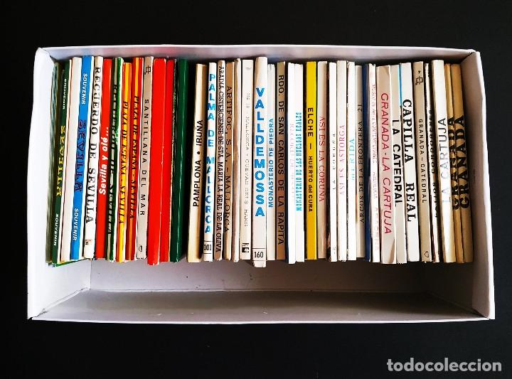 LOTE DE MÁS DE 500 POSTALES DE ESPAÑA (Postales - España - Sin Clasificar Moderna (desde 1.940))