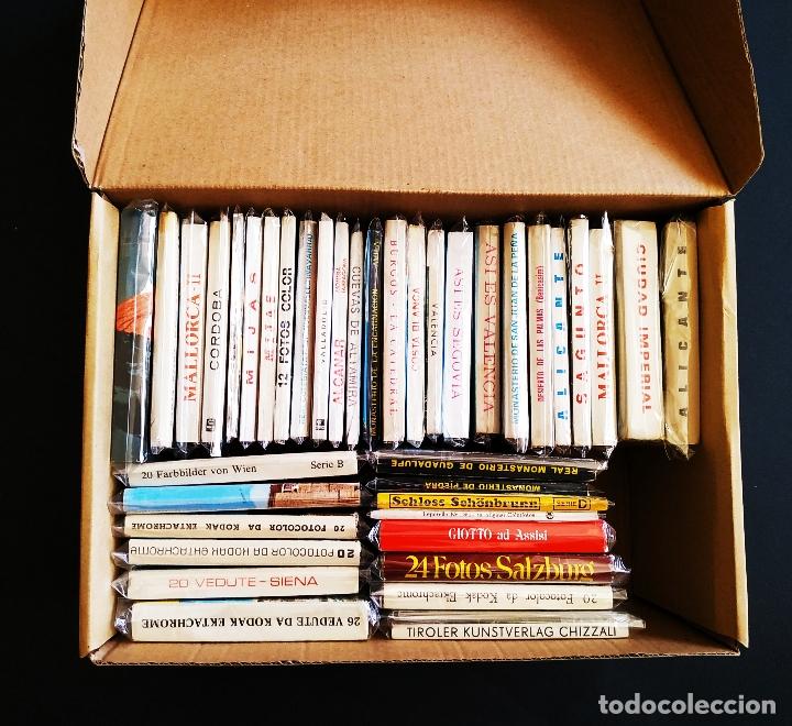 Postales: LOTE DE MÁS DE 500 POSTALES ESPAÑA Y EUROPA - Foto 2 - 177630799