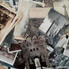 Postales: GRAN LOTE POSTALES CIUDADES DE EUROPA AÑOS 30/40/50. Lote 177642330
