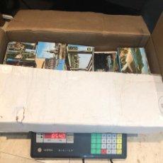 Postales: GRAN LOTE DE TARGETAS POSTALES ANTIGUAS - PESAN 8.50 KG - 60 CM DE ALTO - VER LAS FOTOS. Lote 177757482