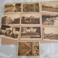 Postales: POSTALES ANTIGUAS DE ZARAGOZA. Lote 177789173