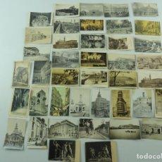 Postales: COLECCIÓN DE VARIOS POSTALES NACIONALES 43 UND. . Lote 178273638