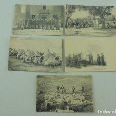 Postales: COLECCIÓN DE VARIOS POSTALES NACIONALES 5 UND. . Lote 178273795