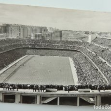 Postales: ANTIGUA POSTAL Nº 23 MADRID ESTADIO SANTIAGO BERNADEU . Lote 178273971