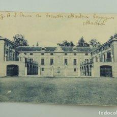 Postales: ANTIGUA POSTAL ARANJUEZ FACHADA PRINCIPAL DE LA REAL CASA DEL LABRADOR . Lote 178275228