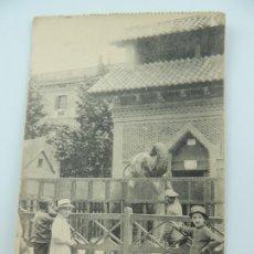 Postales: ANTIGUA POSTAL BARCELONA PARQUE EL ELEFANTE . Lote 178276118