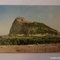 Postales: POSTAL ALGECIRAS - PEÑÓN DE GIBRALTAR - AÑO 1959 - CIRCULADA. . Lote 178939116