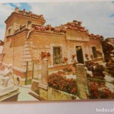 Postales: POSTAL PORCUNA. JAÉN - CASA DE LA PIEDRA - AÑO 1966 - CIRCULADA. . Lote 178948885
