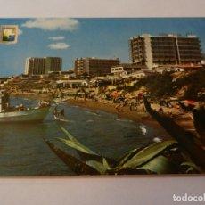 Postales: POSTAL TORREMOLINO. MÁLAGA - PLAYA - AÑOS 60/70 - CIRCULADA. . Lote 178949018