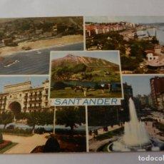 Postales: POSTAL SANTADER - CIRCULADA. . Lote 178949236