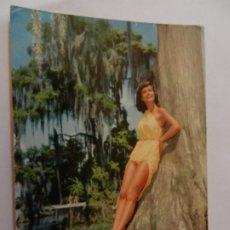 Postales: POSTAL DA FOTOCOLOR KODAK EKTACHROME - AÑO 1958 - CIRCULADA. . Lote 178949636