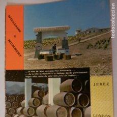 Postales: POSTAL WILLIAMS & HUMBERT - JEREZ DE LA FRA. CÁDIZ - NUEVA. . Lote 178949902