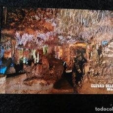 Postales: TARJETA POSTAL FOTOGRAFICA - PALMA DE MALLORCA CUEVAS DELS HAMS MANACOR. Lote 179071890