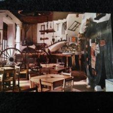 Postales: TARJETA POSTAL FOTOGRAFICA - PALMA DE MALLORCA CELLER CA´S CARRETE BAR RESTAURANTE. Lote 179073122