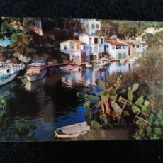 Postales: TARJETA POSTAL FOTOGRAFICA - PALMA DE MALLORCA SANTANYI CALA FIGUERA BALEARES. Lote 179073355