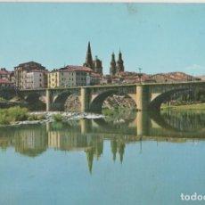 Postales: LOTE B POSTALES POSTAL LOGROÑO LA RIOJA. Lote 180014260