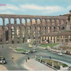 Postales: LOTE C POSTALES POSTAL SEGOVIA AÑOS 60. Lote 180014617