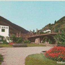 Postales: LOTE C POSTALES POSTAL CALDAS DE BESAYA CANTABRIA SANTANDER BALNEARIO AÑOS 60. Lote 180015661