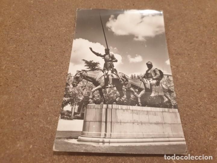 POSTALES...ANTIGUA POSTAL DE MADRID.............SIN CIRCULAR.... (Postales - España - Sin Clasificar Moderna (desde 1.940))