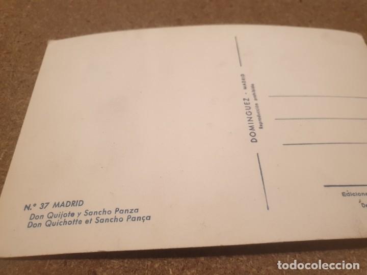 Postales: POSTALES...ANTIGUA POSTAL DE MADRID.............SIN CIRCULAR.... - Foto 2 - 180953458